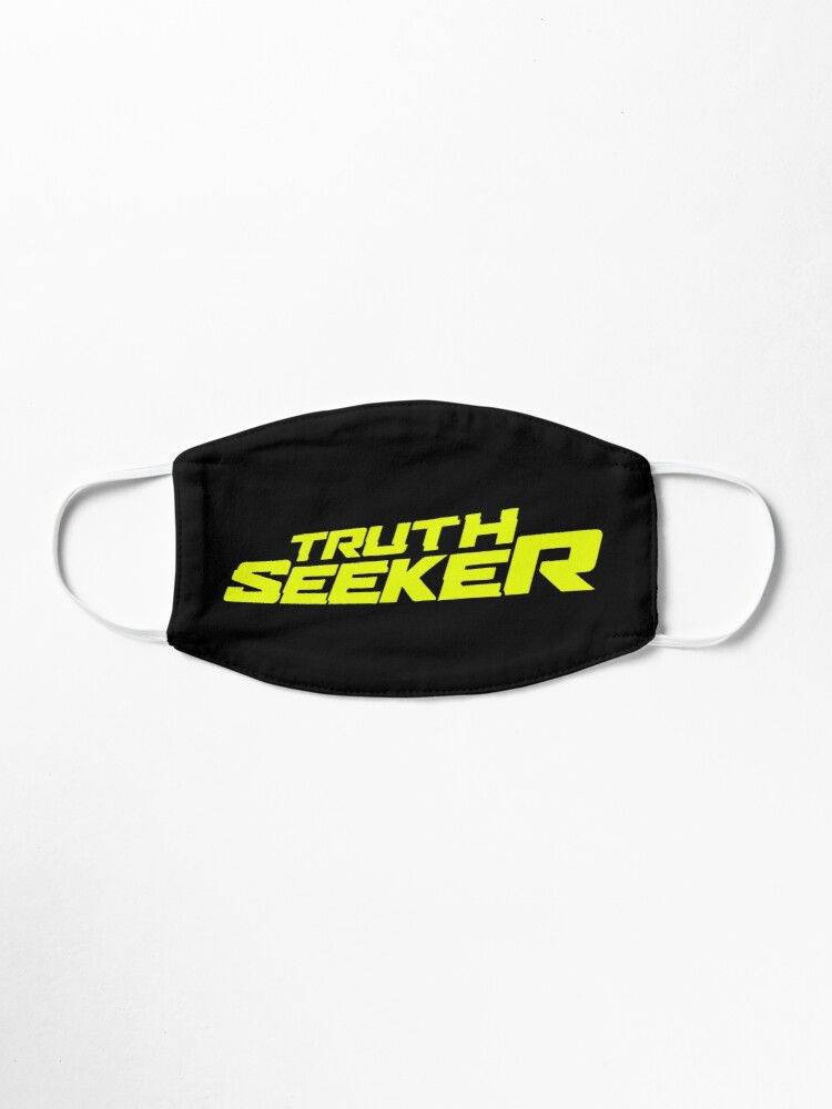 Alternate view of Are you a Truth Seeker? Mask