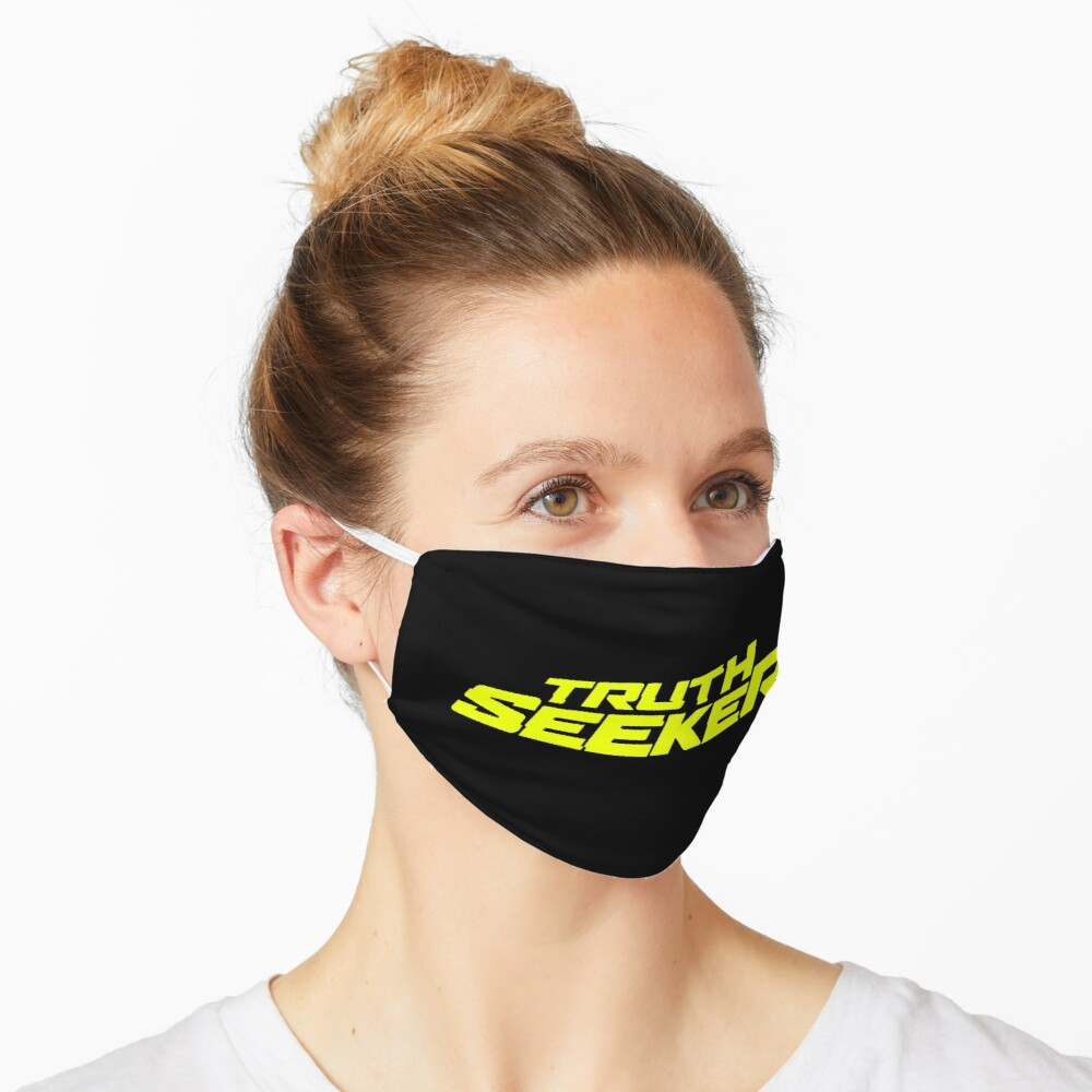 Are you a Truth Seeker? Mask