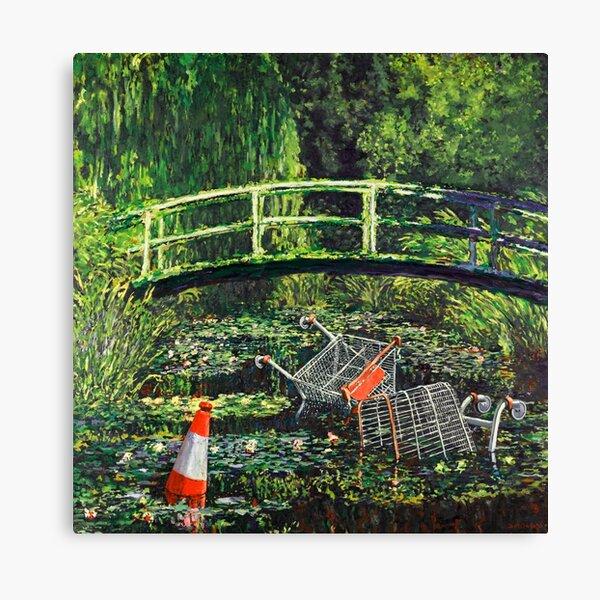 Show Me The Monet Canvas Print