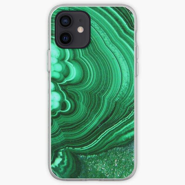 Malachite iPhone Soft Case