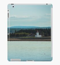Nova Scotia Lighthouse Oceanscape and Landscape iPad Case/Skin