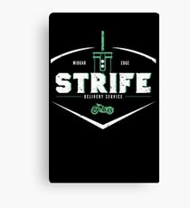 Strife Delivery Service Canvas Print