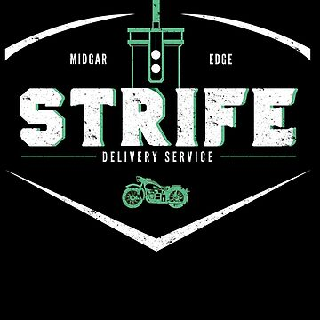 Strife Delivery Service by Zonsa