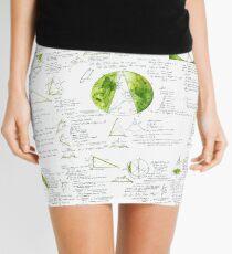 Euclid's Mega Problem Mini Skirt