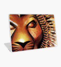 Simba, The Lion King - Broadway Poster Closeup Laptop Skin