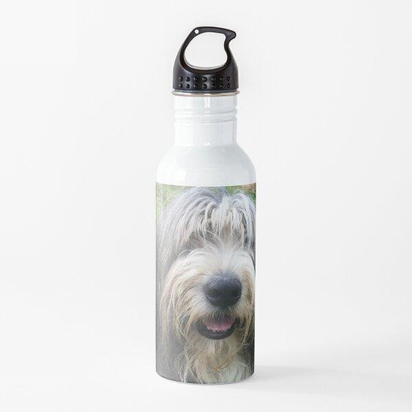Bearded Collie - Happy Chappy Beardie Water Bottle