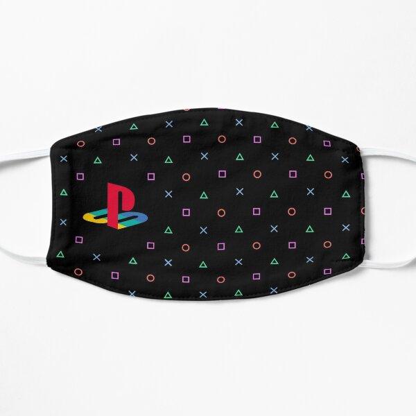PlayStation Pattern Flat Mask
