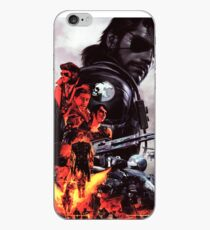 Metal Gear Solid V - The Phantom Pain iPhone Case