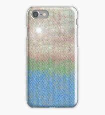 Willow Wattle Lake  iPhone Case/Skin