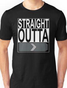 Straight Outta Silver 1 T-Shirt