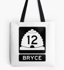Utah 12 - Bryce National Park Tote Bag