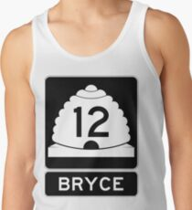 Utah 12 - Bryce Canyon National Park - SR 12 Tank Top