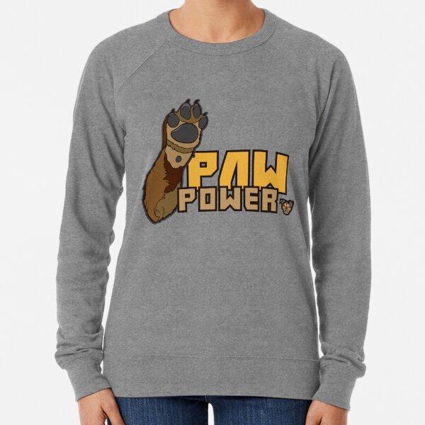 Paw Power Lightweight Sweatshirt