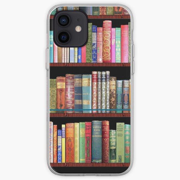 Jane austen antique books, British antique books iPhone Soft Case