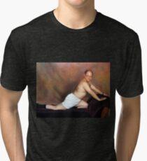 Costanza Painting Tri-blend T-Shirt