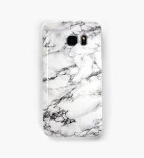 Marble pattern Samsung Galaxy Case/Skin