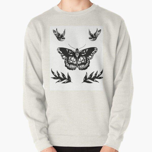 Harry's tattoos Pullover Sweatshirt