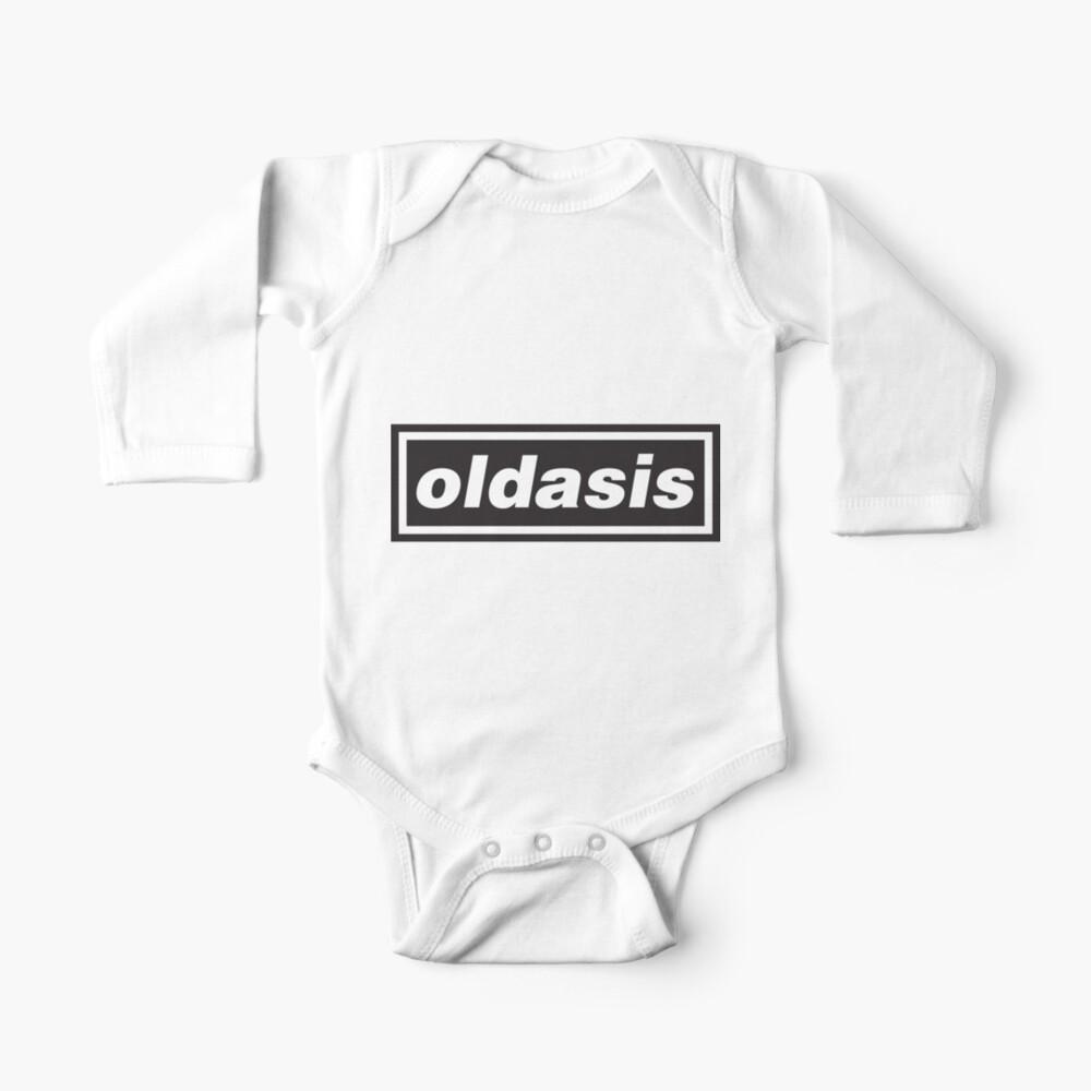 Oldasis! Oldasis! Oldasis! Baby One-Piece
