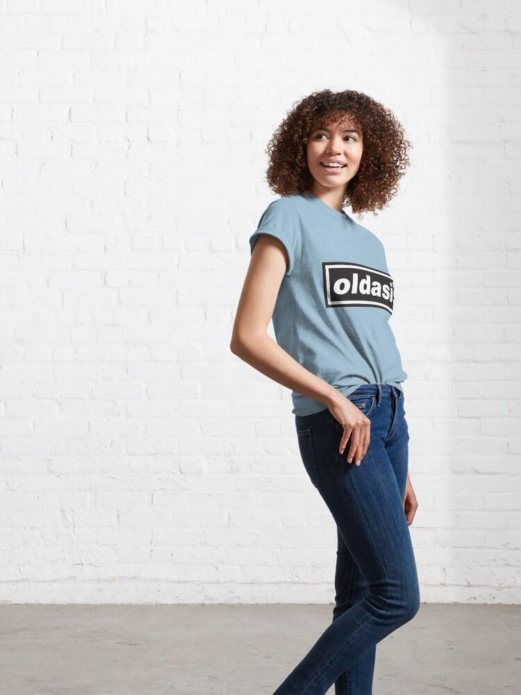 Alternate view of Oldasis! Oldasis! Oldasis! Classic T-Shirt