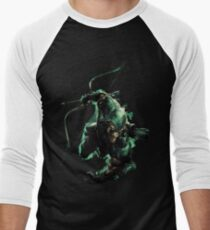 Green Arrow Men's Baseball ¾ T-Shirt