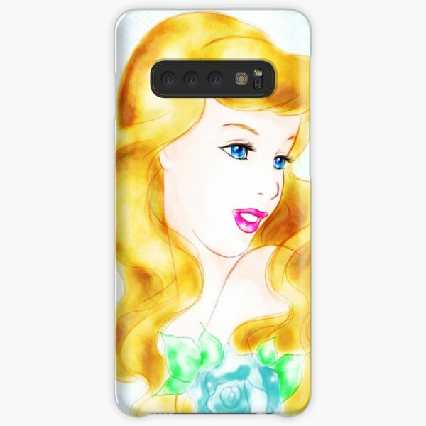 Blooming Bluebell Samsung Galaxy Snap Case