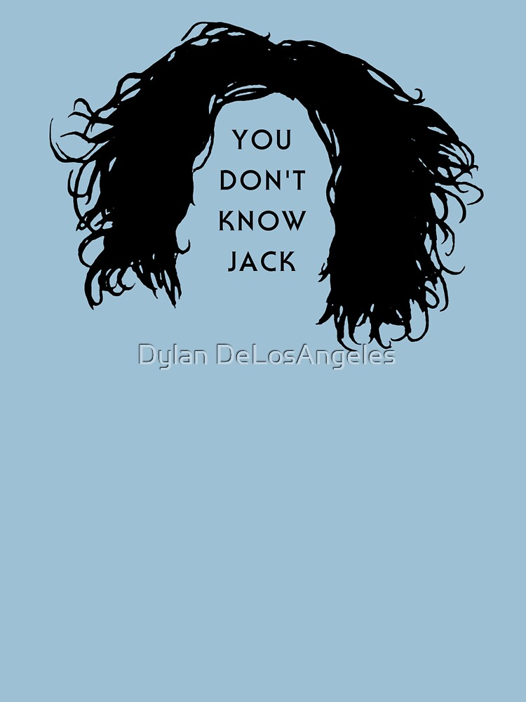 You don't know Jack | Women's T-Shirt