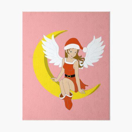 "Beautiful Fine Art Nude Print 8 x 10 Photo /""Snow Angel/"""