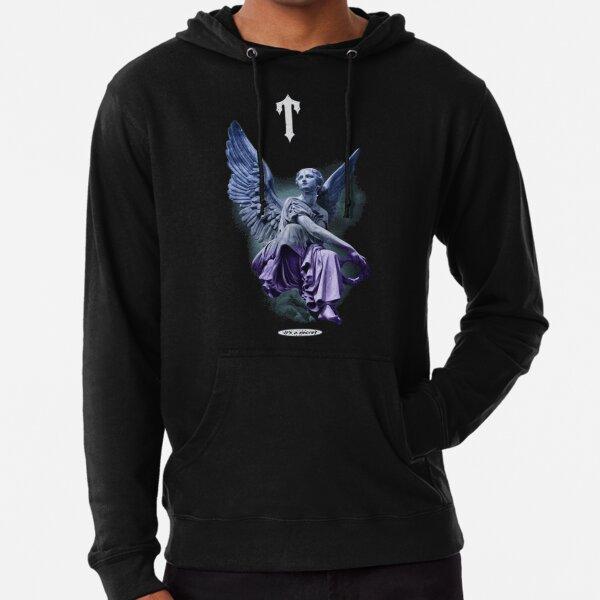 T-Angel It's a secret | trapstar Lightweight Hoodie