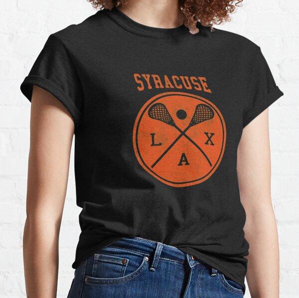 Syracuse Lacrosse Logo  Classic T-Shirt