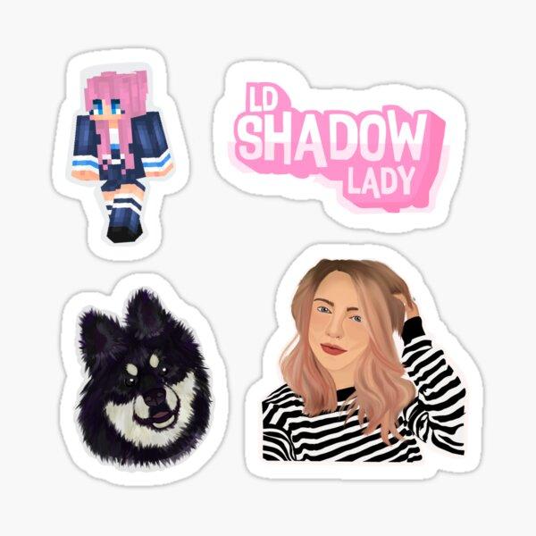 Ldshadowlady sticker starter pack Sticker