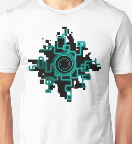 Zelda Green Twilight Portal Unisex T-Shirt