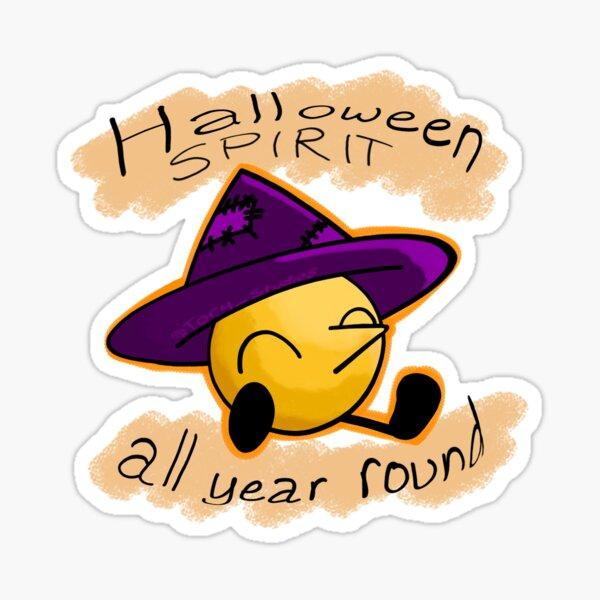 Halloween 24/7 Sticker