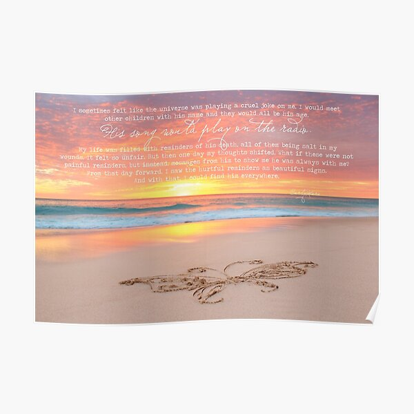 Beautiful Messages Poster