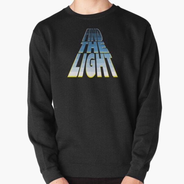 Find the Light - Blue. Pullover Sweatshirt