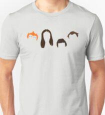 Viv, Neil, Mike & Rick. Unisex T-Shirt