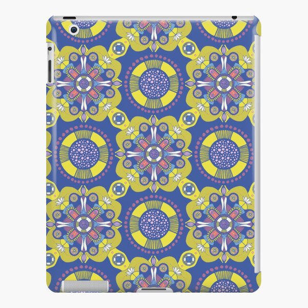 Mandala Lotus iPad Snap Case