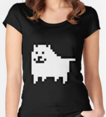 Annoying Dog Women's Fitted Scoop T-Shirt