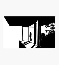Cantilever  Photographic Print