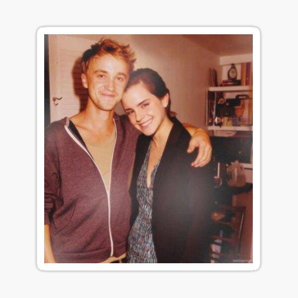 Emma Watson et Tom Felton Sticker