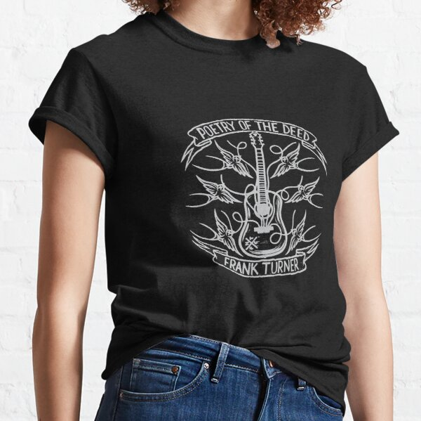Poetry of the Deed Classic T-Shirt