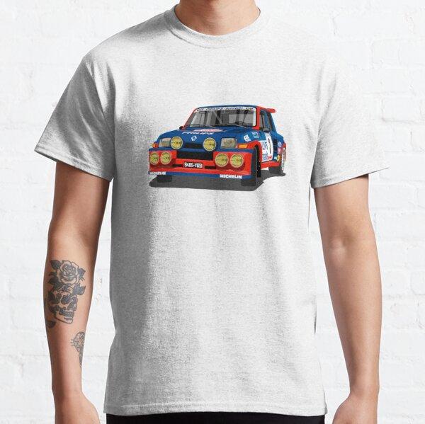 Renault 5 maxiturbo T-shirt classique