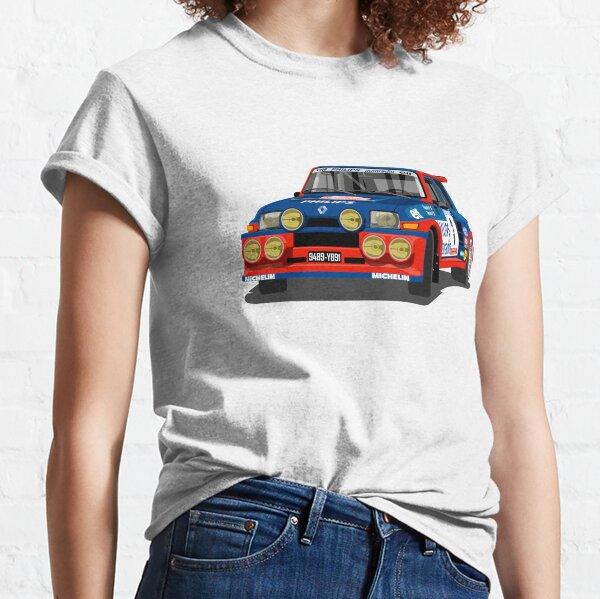 Renault 5 Maxiturbo Camiseta clásica