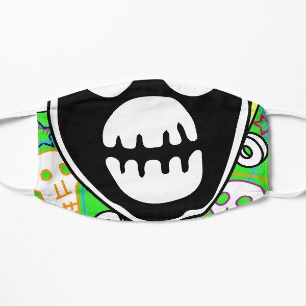 The Mighty Boosh logo Flat Mask