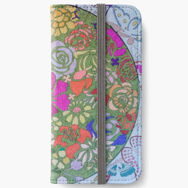 FloraFly iPhone Wallet