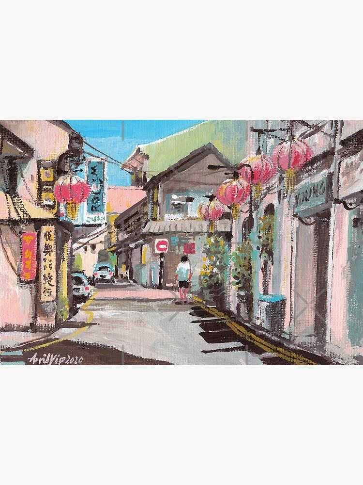 Melaka Old Town by whya