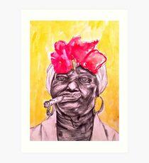 Havanna Art Print