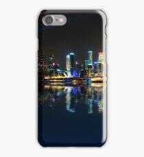 Reflections at Marina Bay iPhone Case/Skin