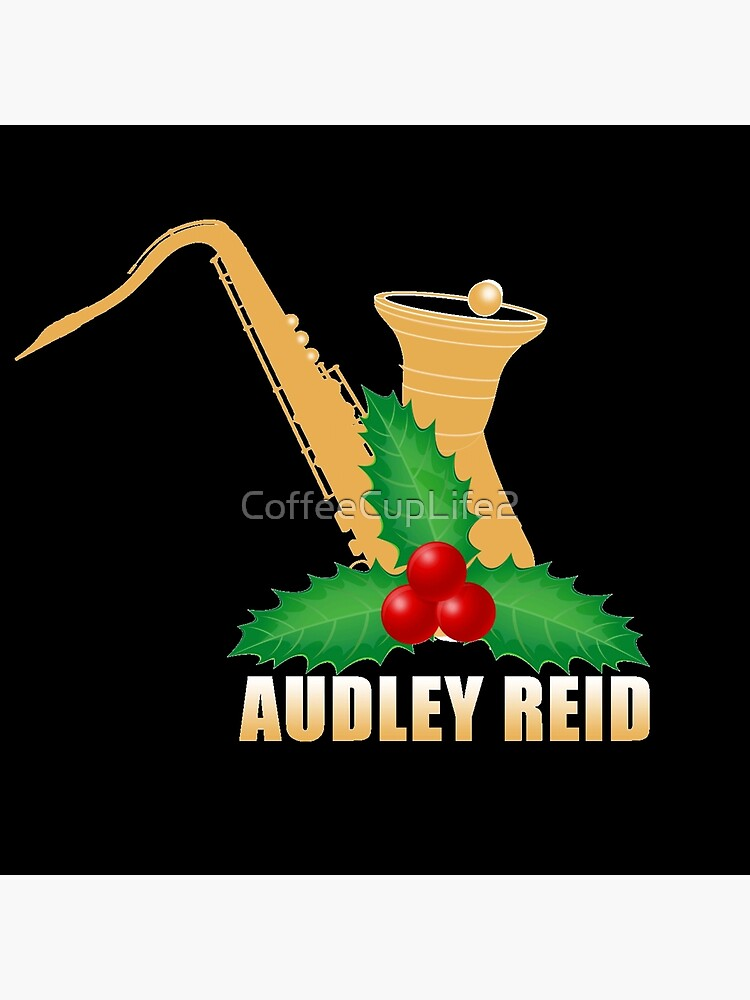 Audley Reid Christmas Wear-Black by CoffeeCupLife2