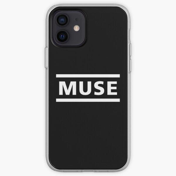 Muse Logo iPhone Soft Case