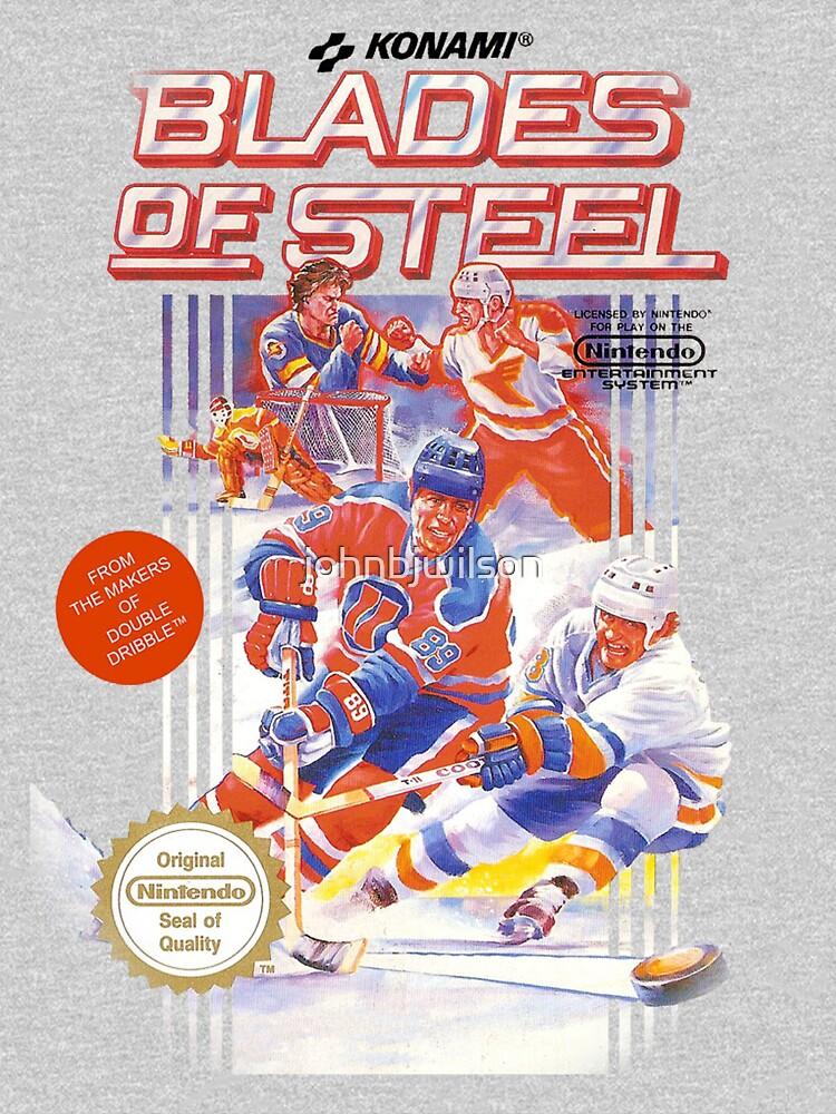 Blades of Steel | Unisex T-Shirt